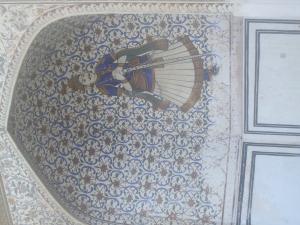 Jaipur-palace-painting