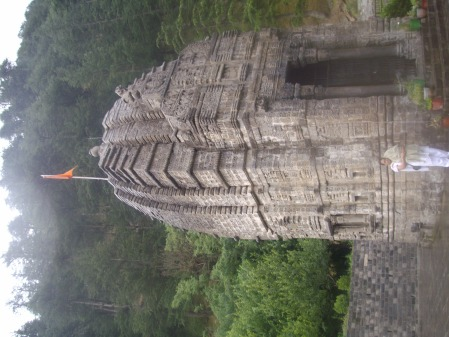 The 12th century temple for Gauri Shankar near Sirsai